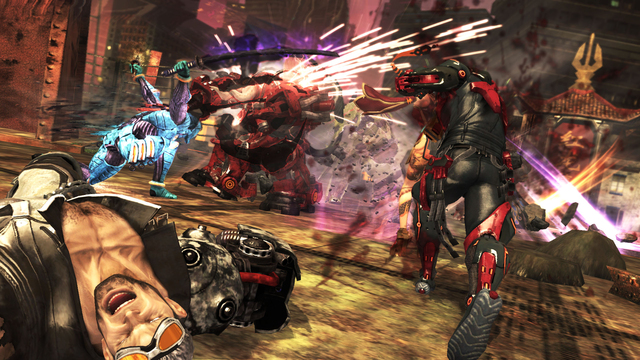 Anarchy Reigns - 48212