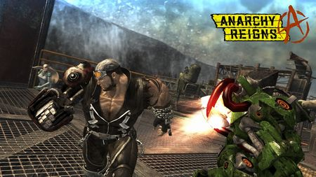 Anarchy Reigns - 48223
