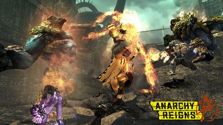 Anarchy Reigns - 48226