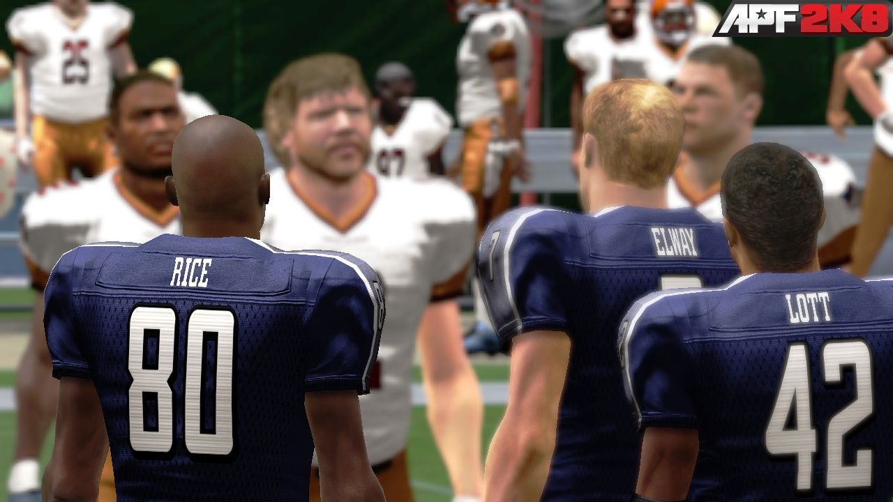 All-Pro Football 2K8 - 07727