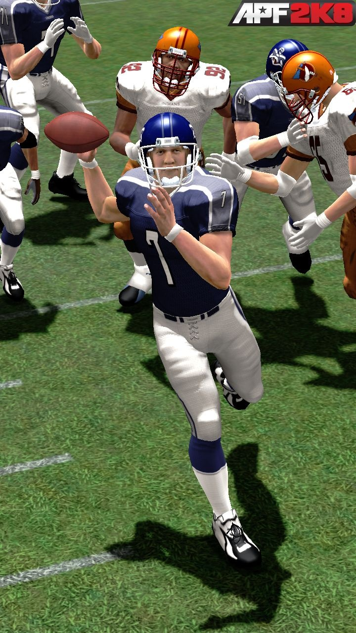 All-Pro Football 2K8 - 07728