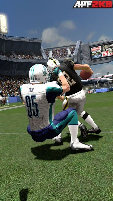 All-Pro Football 2K8 - 07729