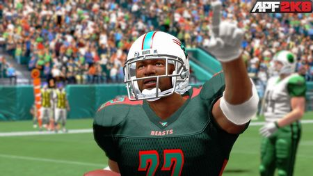 All-Pro Football 2K8 - 07730