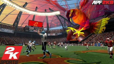 All-Pro Football 2K8 - 07731