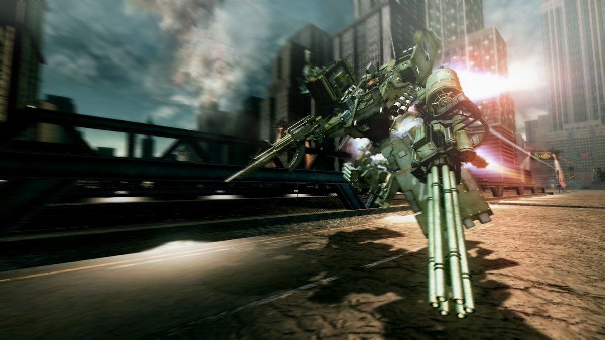 Armored Core V - 42795