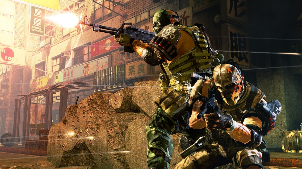 Army of Two: The 40th Day - 38729