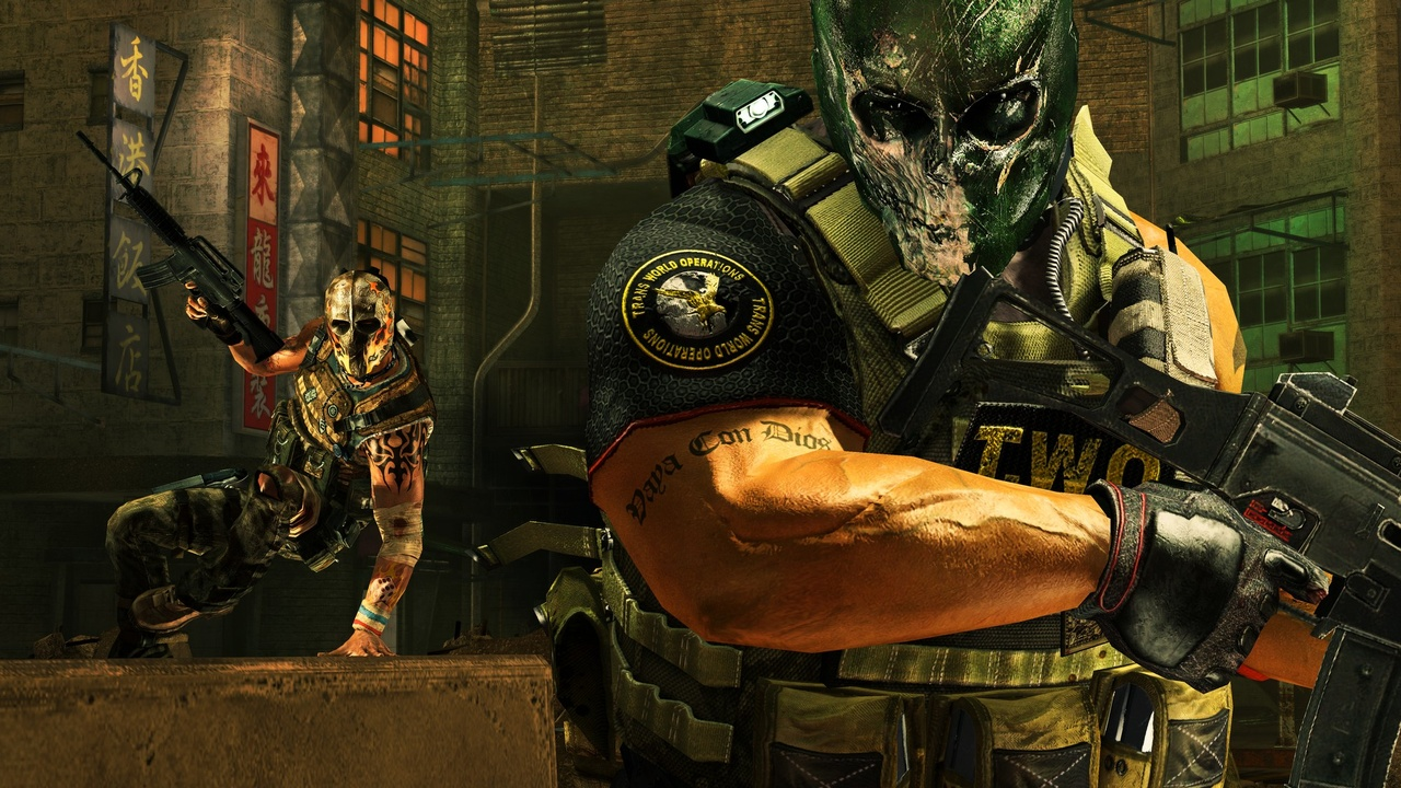 Army of Two: The 40th Day - 38736