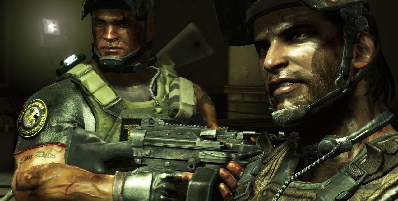 Army of Two: The 40th Day - 38716