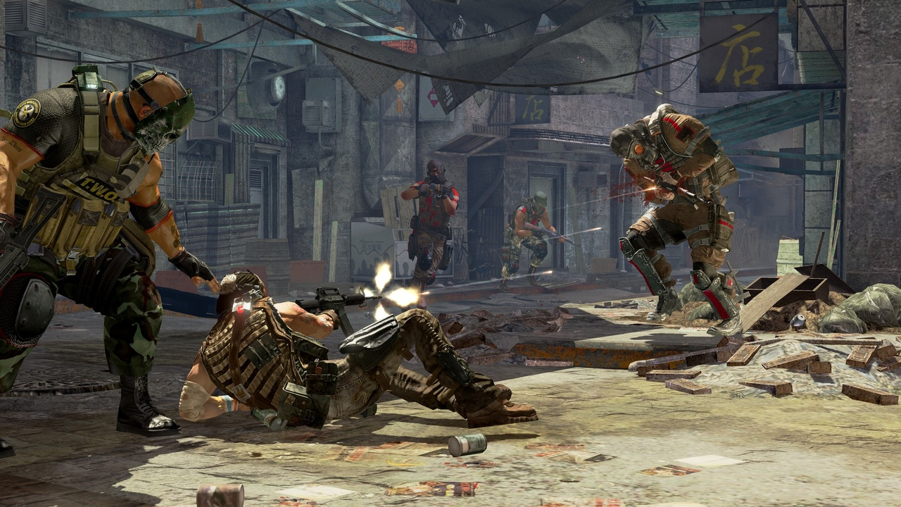 Army of Two: The 40th Day - 38738