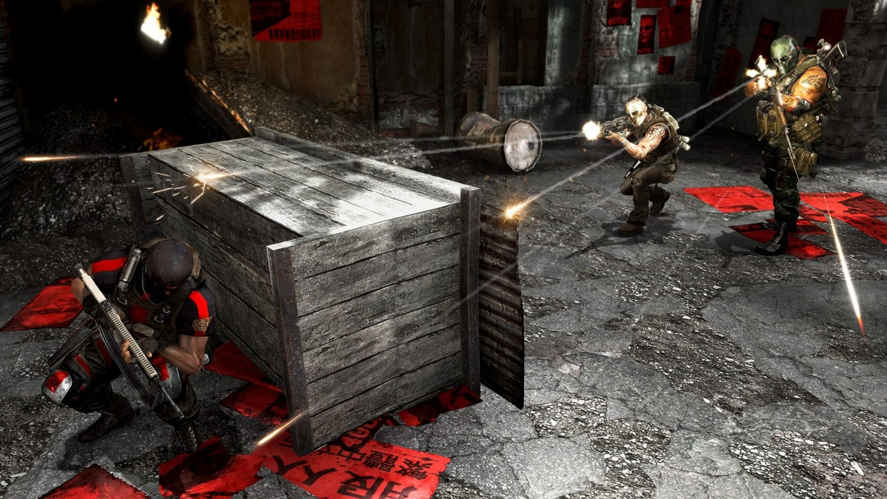 Army of Two: The 40th Day - 38713