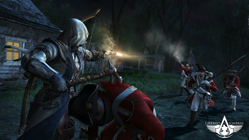 Assassin's Creed III - 47474