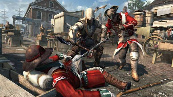 Assassin's Creed III - 47467