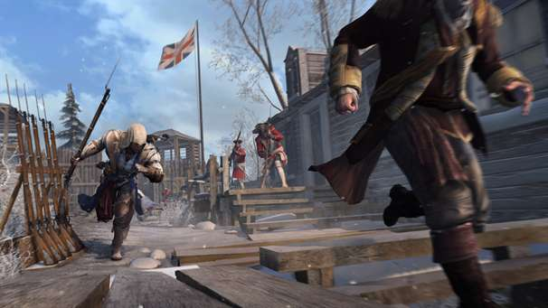 Assassin's Creed III - 47471