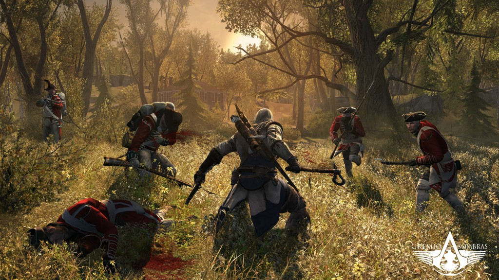 Assassin's Creed III - 47476