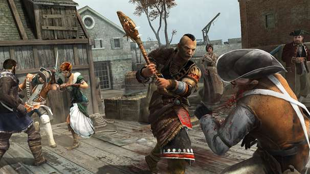 Assassin's Creed III - 47464