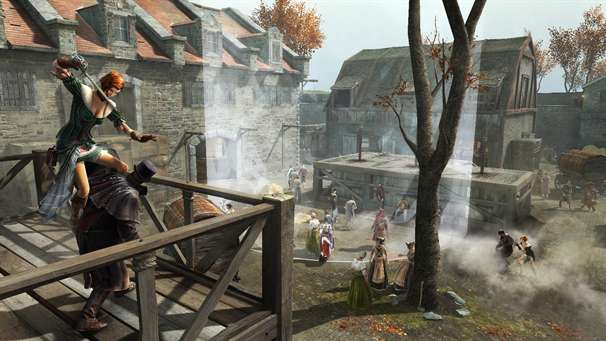 Assassin's Creed III - 47465