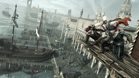 Assassin's Creed II - 38445
