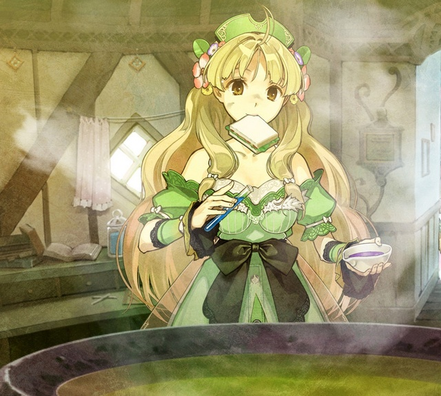 Atelier Ayesha: The Alchemist of Dusk - 48271