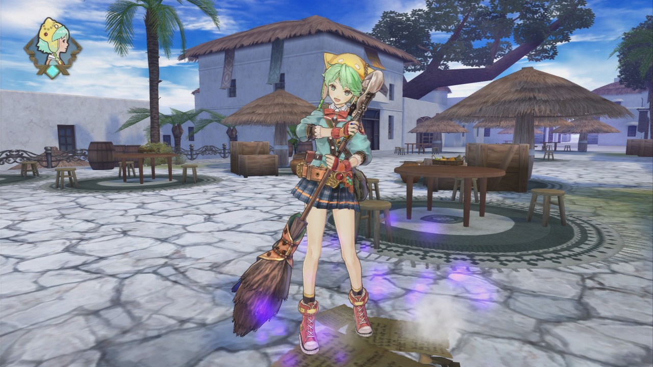Atelier Shallie: Alchemists of the Dusk Sea - 50550