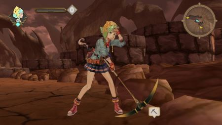 Atelier Shallie: Alchemists of the Dusk Sea - 50552