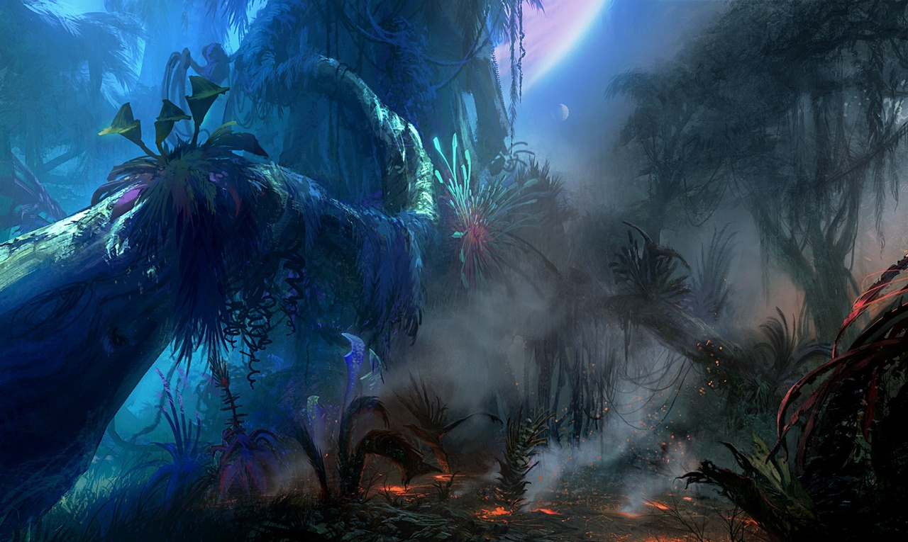 James Cameron's Avatar: The Game - 37654