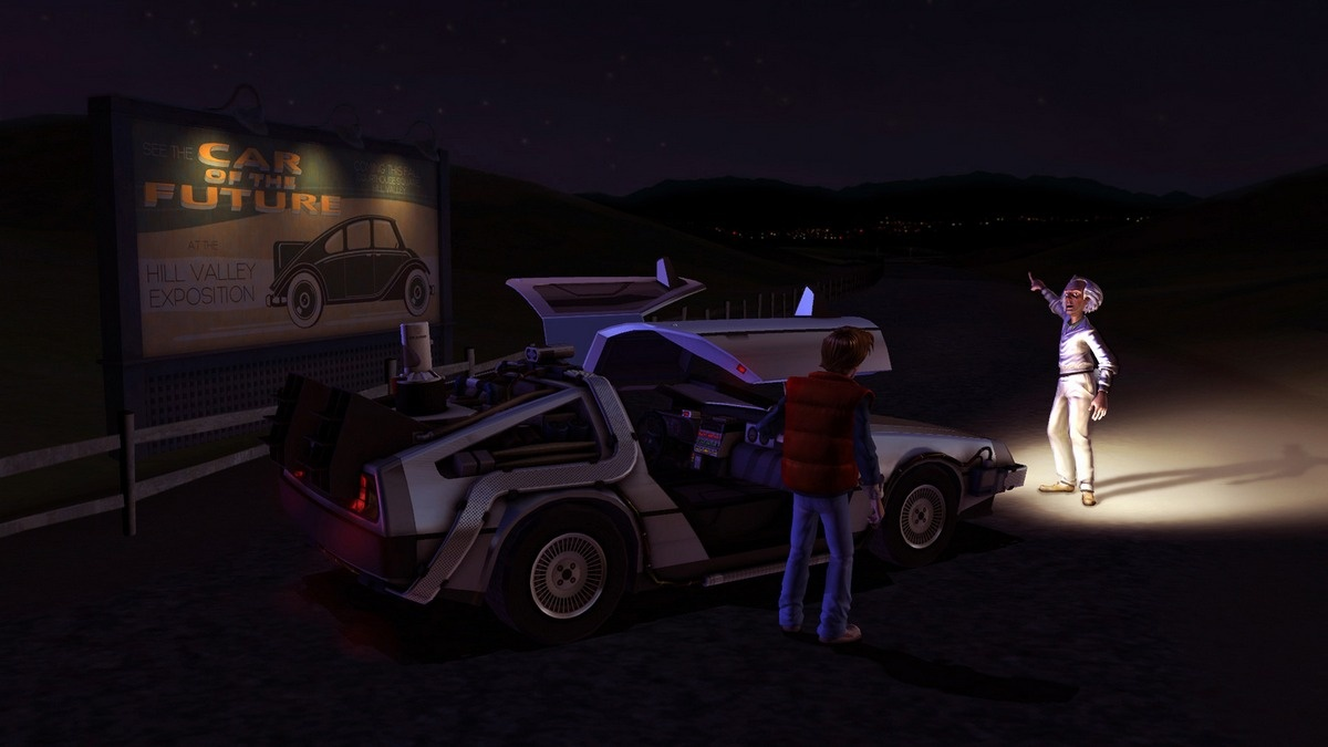 Back To The Future: The Game - 42674