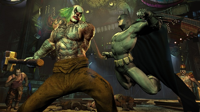 Batman: Arkham City - 43465