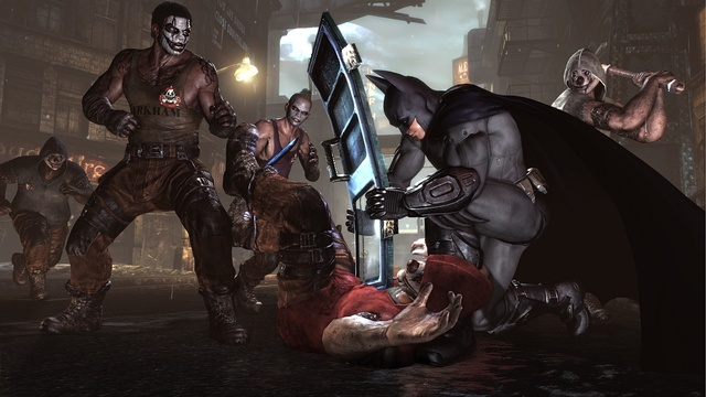 Batman: Arkham City - 43458