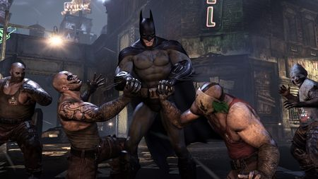 Batman: Arkham City - 43477