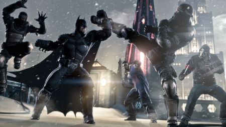 Batman: Arkham Origins - 49619