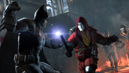 Batman: Arkham Origins - 49614