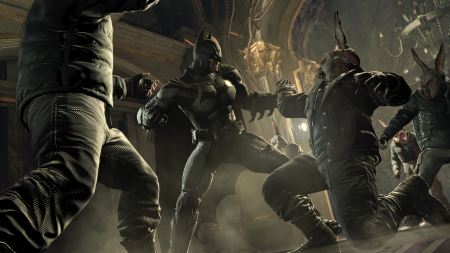 Batman: Arkham Origins - 49613