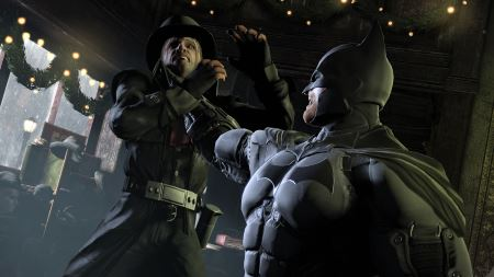 Batman: Arkham Origins - 49610