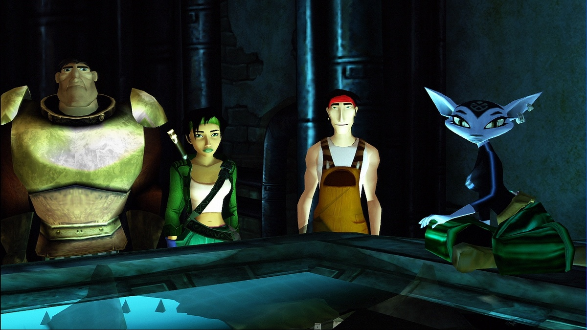 Beyond Good & Evil HD - 42943