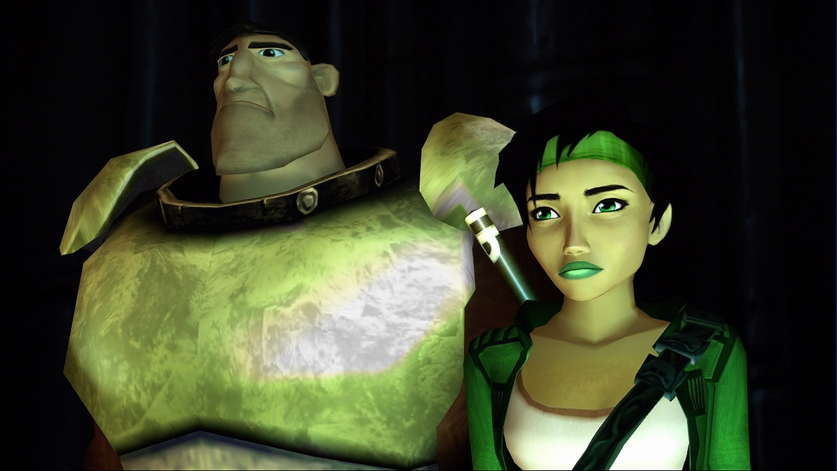 Beyond Good & Evil HD - 42944