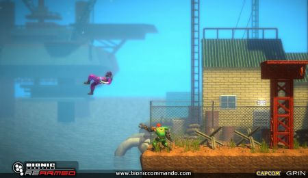Bionic Commando Rearmed - 24071