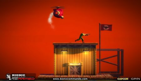 Bionic Commando Rearmed - 24072
