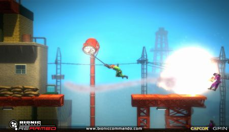 Bionic Commando Rearmed - 24075