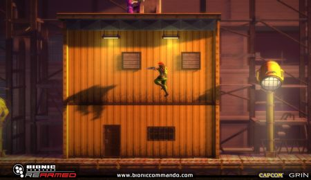 Bionic Commando Rearmed - 24076