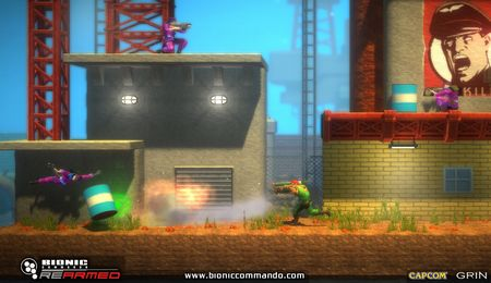 Bionic Commando Rearmed - 24079