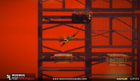 Bionic Commando Rearmed - 24080