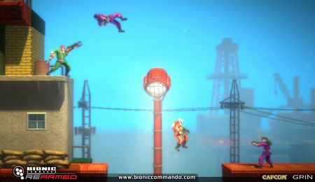 Bionic Commando Rearmed - 24081