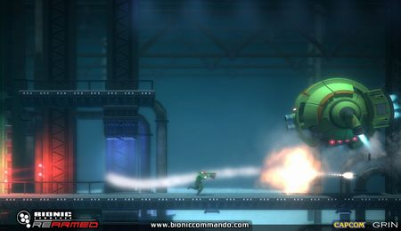 Bionic Commando Rearmed - 24082