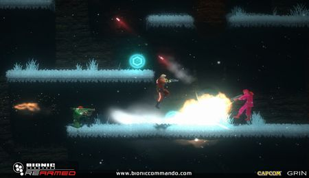 Bionic Commando Rearmed - 24083