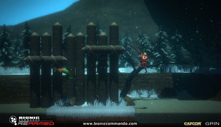 Bionic Commando Rearmed - 24087