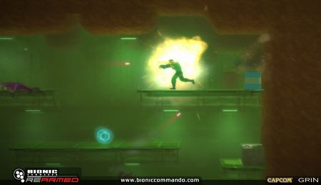 Bionic Commando Rearmed - 24088