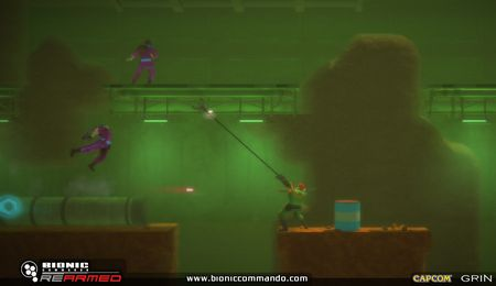 Bionic Commando Rearmed - 24089