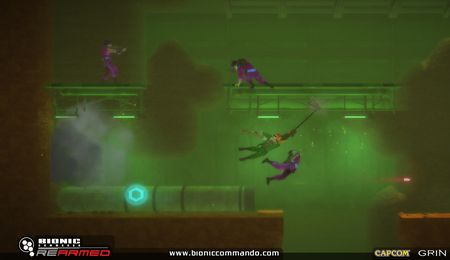 Bionic Commando Rearmed - 24090