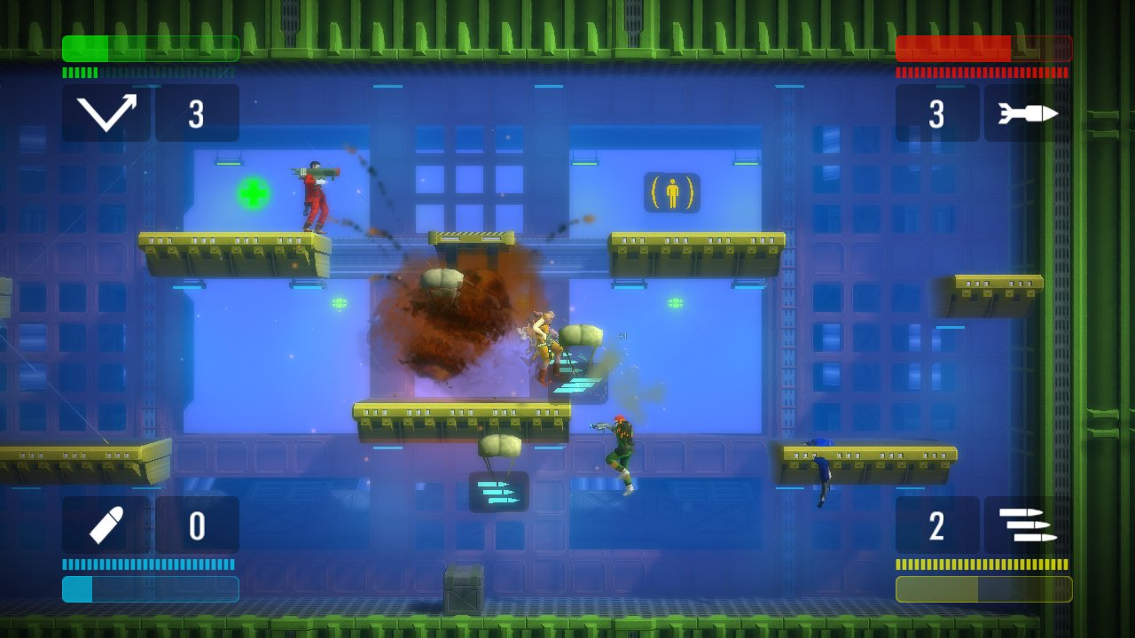 Bionic Commando Rearmed - 24057