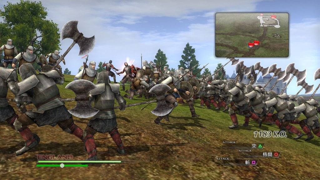 Bladestorm: The Hundred Years War - 11260